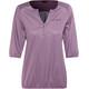 Maier Sports Doora Shortsleeve Shirt Women purple